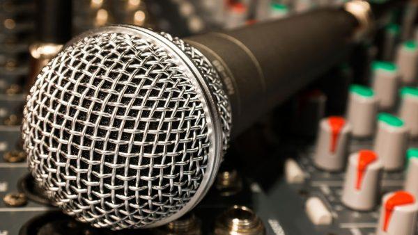 Mikrofon & Mischpult